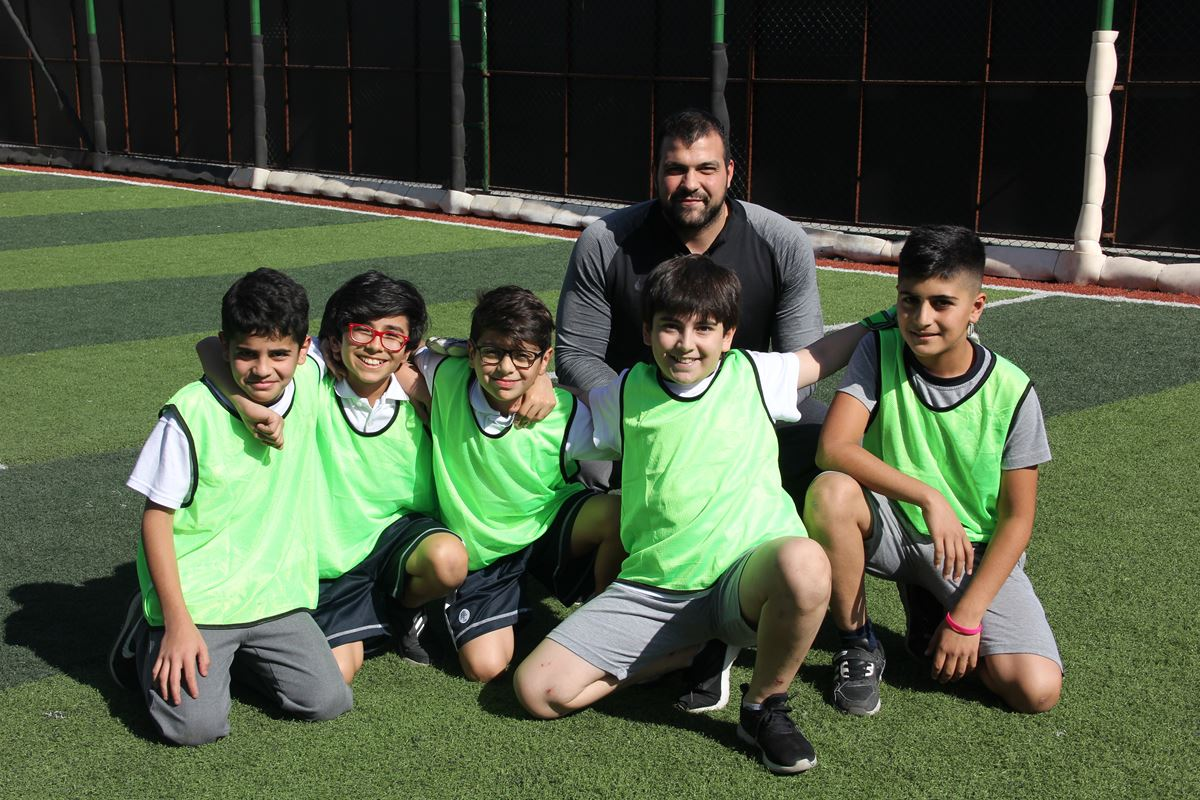 Gr5-8 Football tournament