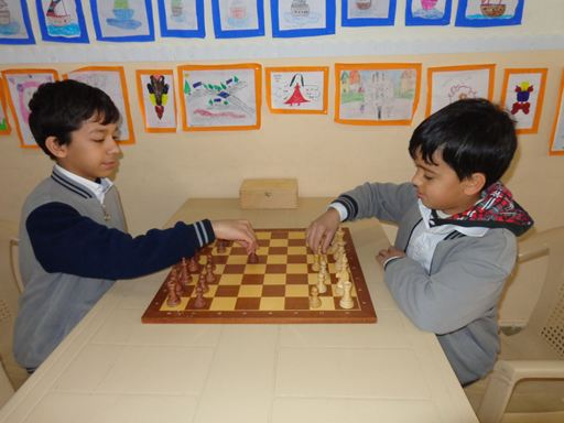 Chess Tournament 2012-2013