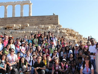 Student Life Training Camp Greece July 14 -24 2014