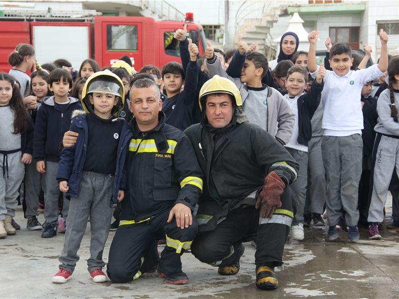 Fireman day!