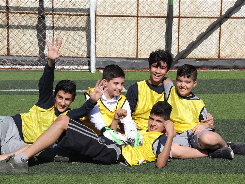 Gr5-8 Football tournament