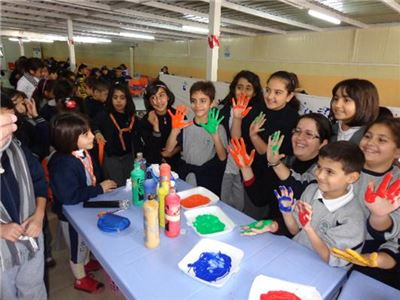 ISC-Suleimaniah Celebrates Universal Children's Day